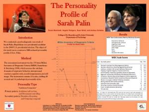 Palin poster 2009