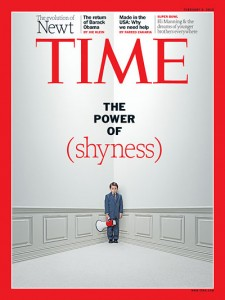 Time magazine cover, Feb. 6, 2012
