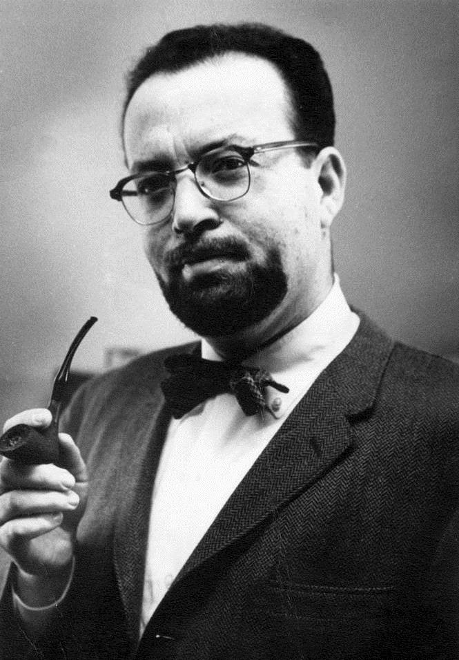 Ted Millon as a young professor in 1962. (Photo courtesy of Theodore Millon)