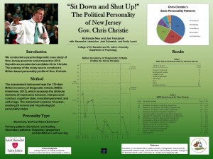 Chris Christie poster 2015-04