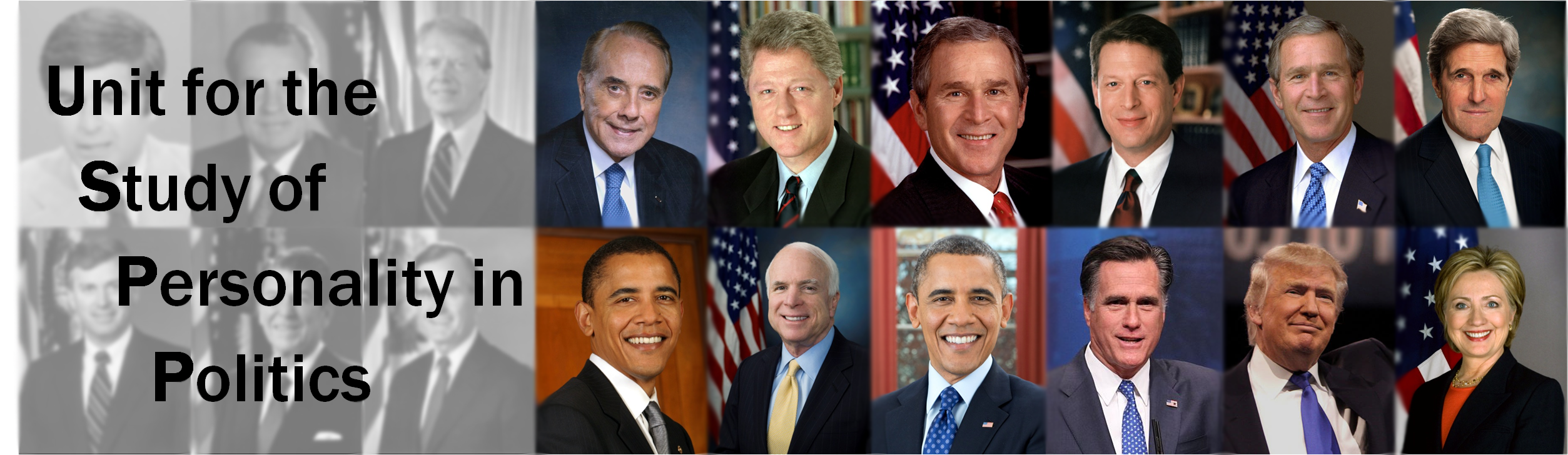 personality and u s presidents in the Back to enneagram theory and research 20th century american presidents years in office president enneagram type variant 1993-2001 bill clinton 9 or 3.